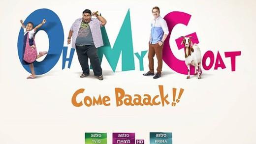 Oh My Goat Come Baaack! (2015) , Tonton Full Telemovie, Tonton Telemovie Melayu, Tonton Drama Melayu, Tonton Drama Online, Tonton Drama Terbaru, Tonton Telemovie Melayu.