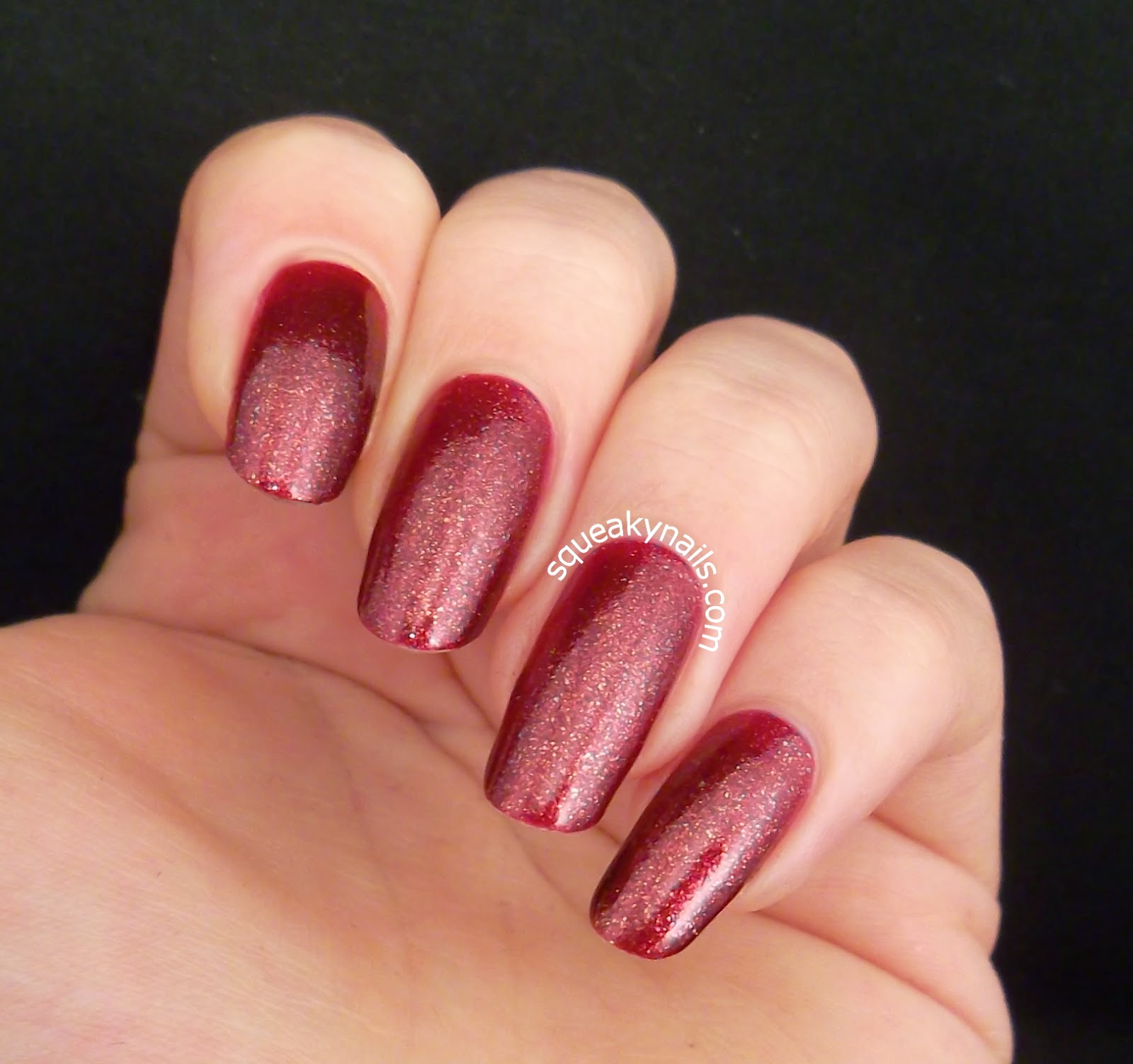 Renaissance Cosmetics Blood/Lust (Modern Vamp collection) | Squeaky Nails