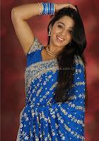 Charmi, cute, photos, in, saree