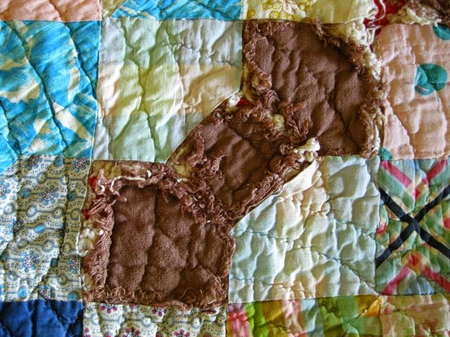 World Turn'd Upside Down: How to Care for and Repair Vintage and ... : antique quilt repair - Adamdwight.com
