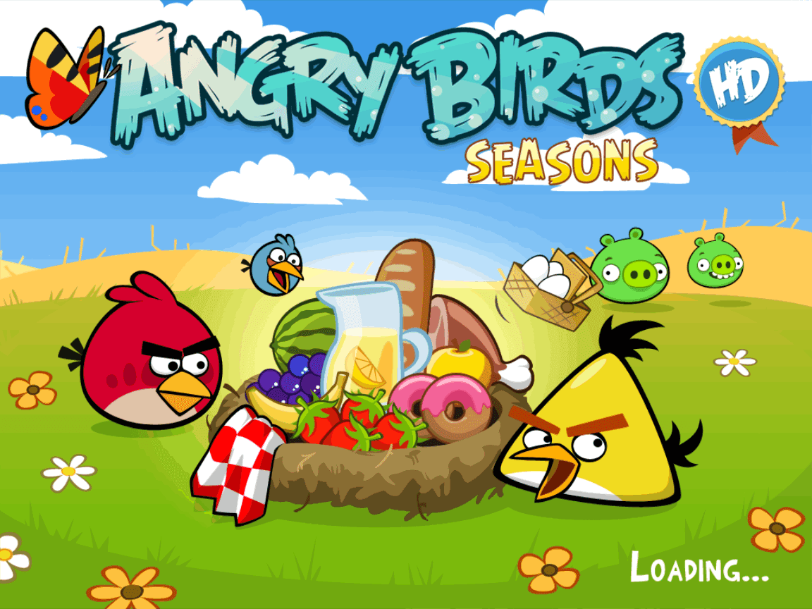 Angry Birds Online | Free-Games.net