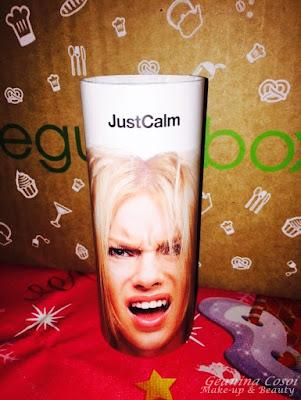 Just Calm bebida relajante Degustabox Diciembre 2015