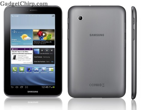Samsung Galaxy Tab 2 : Specs & Features