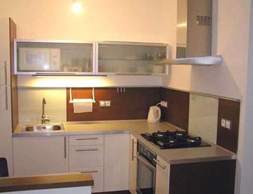 Home Design Small Kitchen For Small Space Design And