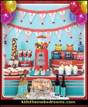party theme decorations - party supplies - party props - themed party decorating props - party  sc 1 st  Decorating theme bedrooms - Maries Manor & Decorating theme bedrooms - Maries Manor: party theme decorations ...