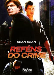 Filme Poster Refens do Crime DVDRip XviD Dual Audio