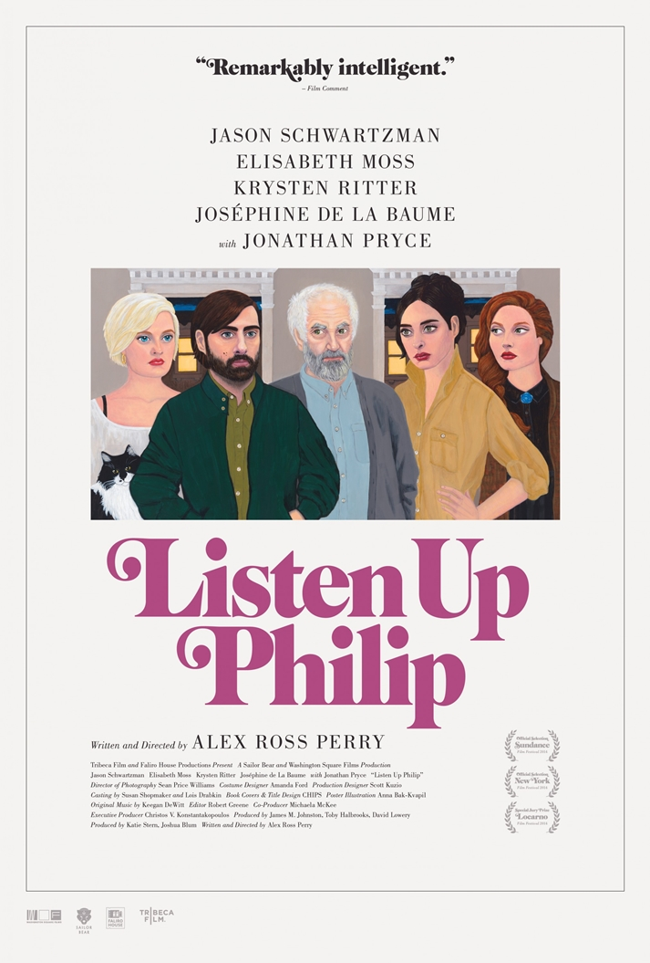 Póster: Listen up Philip