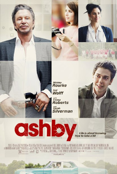 Poster Of Ashby 2015 720p BRRip English Full Movie