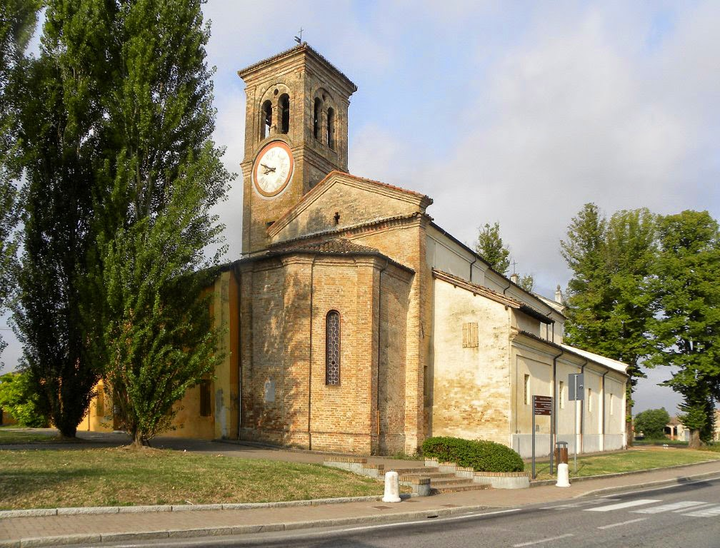 Chiesa di San Michele Arcangelo a Roncole Verdi