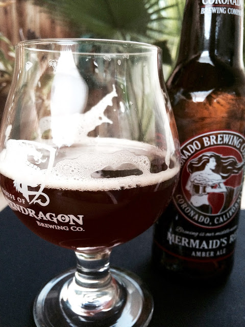 Coronado Brewing Mermaids Red Amber Ale 6