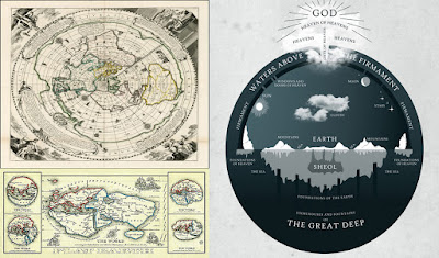 200 Proofs Earth is Not a Spinning Ball Flat-earth-maps