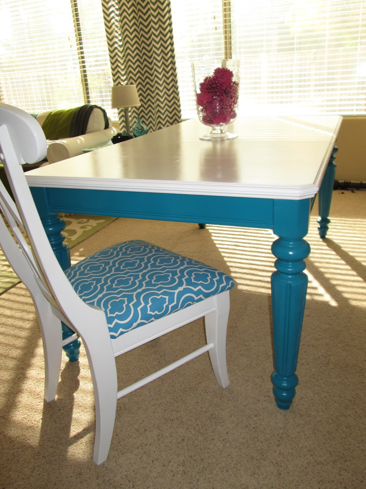 Perfectly Fixable: Dining Table Transformation