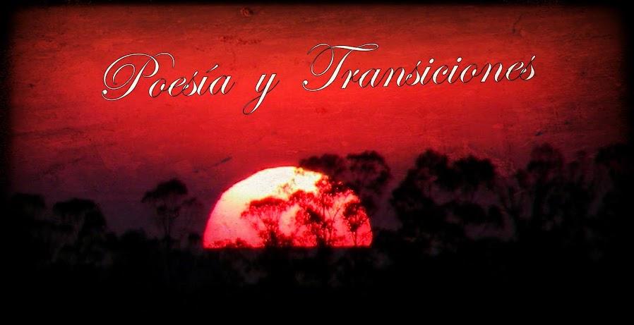 POESÍA Y TRANSICIONES