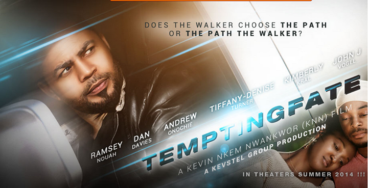 "Ramsey Nouah Stars In Kevin Nkem Nwankwor's Action/Crime Thriller ""Tempting Fate"""