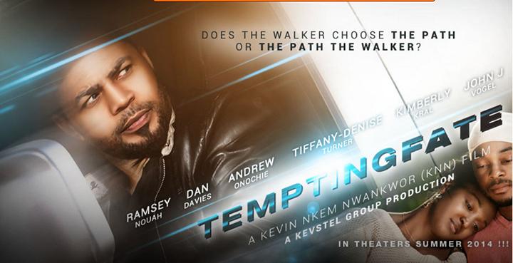 "Ramsey Nouah Stars In Kevin Nkem Nwankwor's Action/Crime Thriller ""Tempting Fate"""