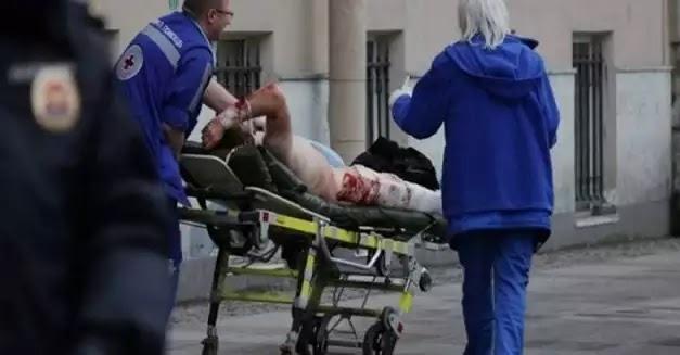 Εκρηξη χειροβομβίδας σε σχολείο στη Ρωσία- Eνας μαθητής νεκρός και 11 τραυματίες!