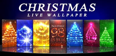 Christmas Live Wallpaper Full v5.02p Apk For Android