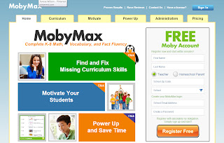 MobyMax Student Sign