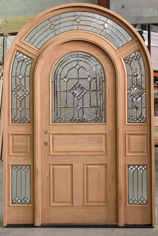kumpulan desain pintu rumah minimalis