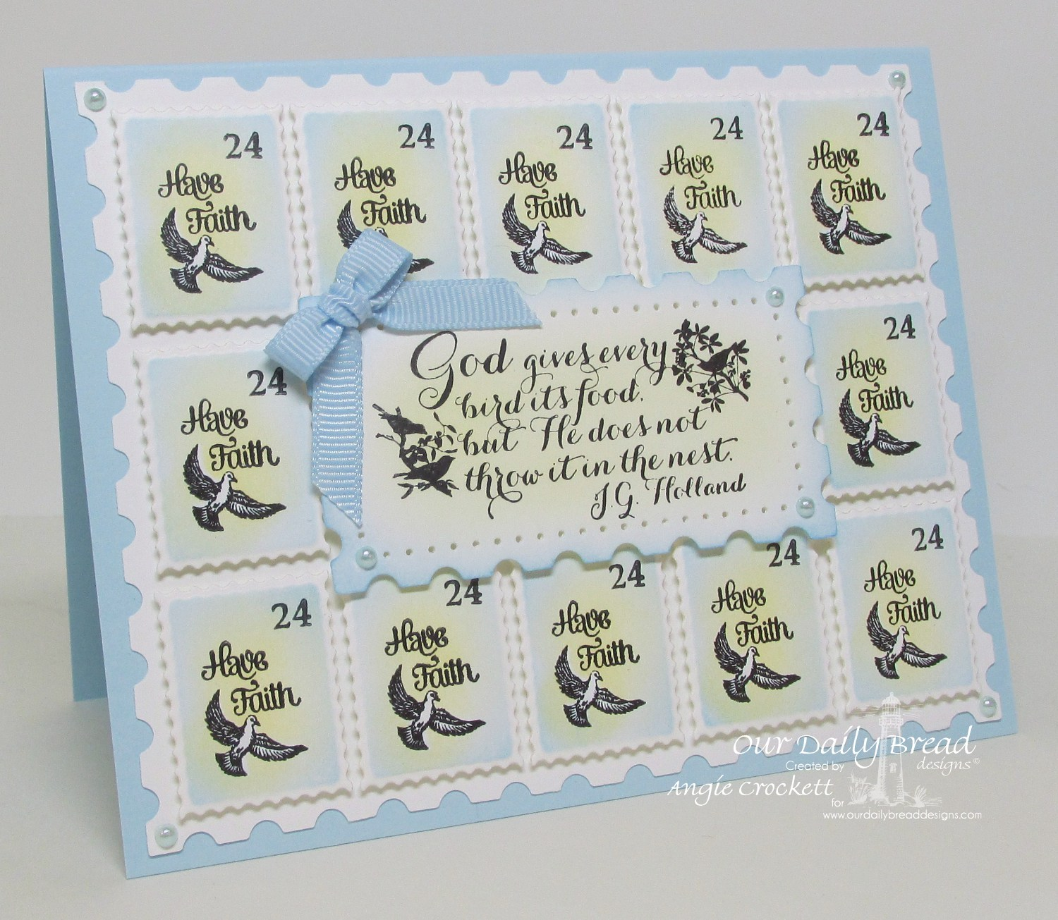 Stamps - Our Daily Bread Designs Admit One, Quote Collection 2, ODBD Custom Mini Tags Dies