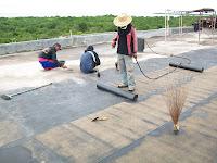 mencari waterproofing membrane
