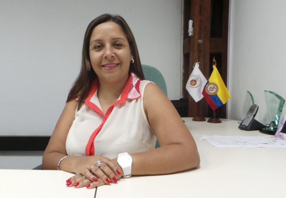 Directora Regional y Subdirectora de Centro