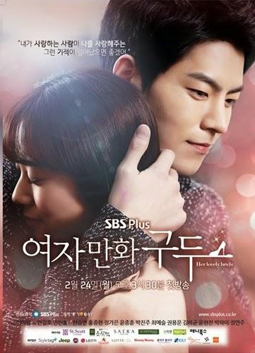Sinopsis Her Lovely Heels 2014 Korea Drama