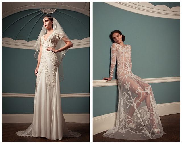 Best British Bridal Designers - Temperley London