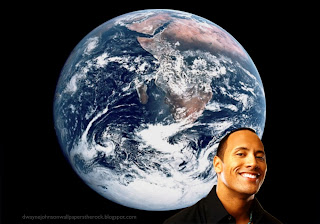 Dwayne Johnson Wallpapers and posters. Movie actor The Rock smiles and keeps smiling while you work in Planet Earth Seen From Space