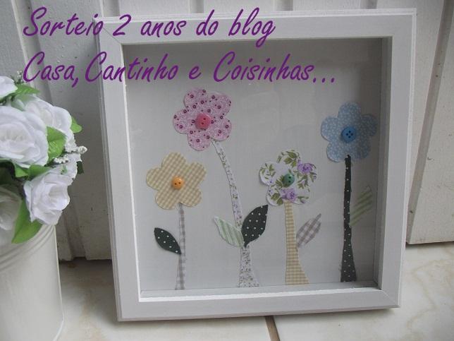 Sorteio blog Casa Cantinho e coisinhas