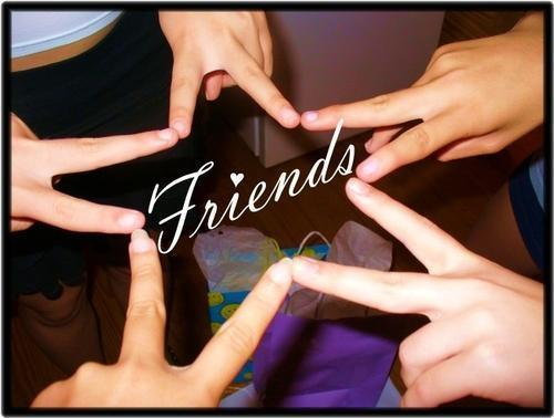 kamu punya sahabat setiap orang aku yakin pasti punya sahabat kalaupun