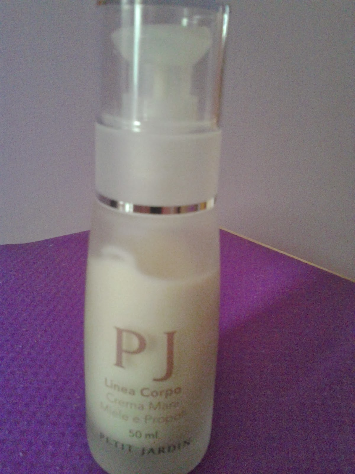 Beauty and fun crema mani miele e propoli petit jardin - Petit jardin cosmetic solution villeurbanne ...