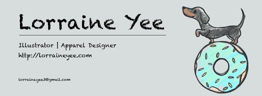 Lorraine Yee's Portfolio