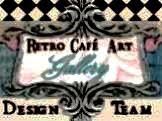 Retro Cafe Art DT