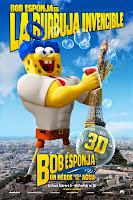 Bob Esponja: Un héroe fuera del agua (2015) [cam] [Latino]