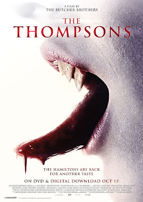 Filme Poster The Thompsons DVDRip XviD & RMVB Legendado