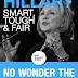 Hillary: Smart, tough & fair. No wonder the GOP is running scared!