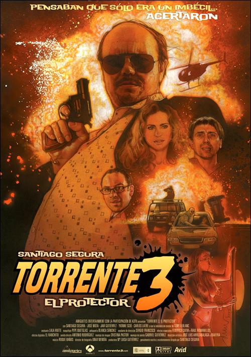 Torrente 3: El protector HD
