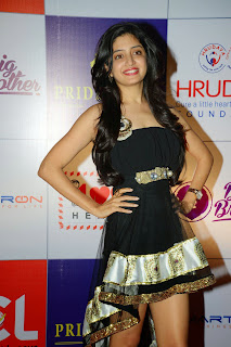 Poonam Kaur Latest Pictures in tail Dress at CCL Charity Dinner ~ Celebs Next