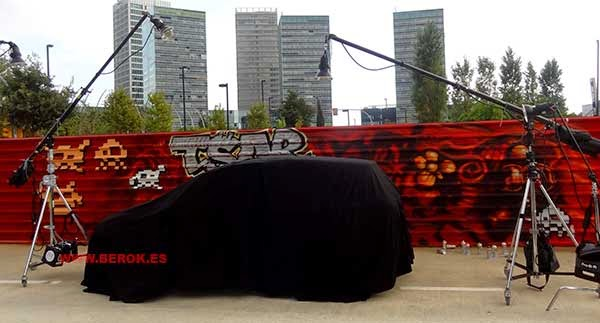 Graffitero Ford