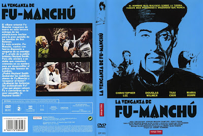 La venganza de Fu-Manchú |1967 | The Vengeance of Fu Manchu