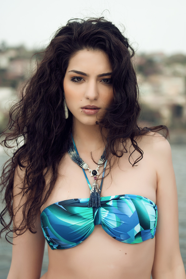 Miss Turkey 2011 Melisa Asli Pamuk