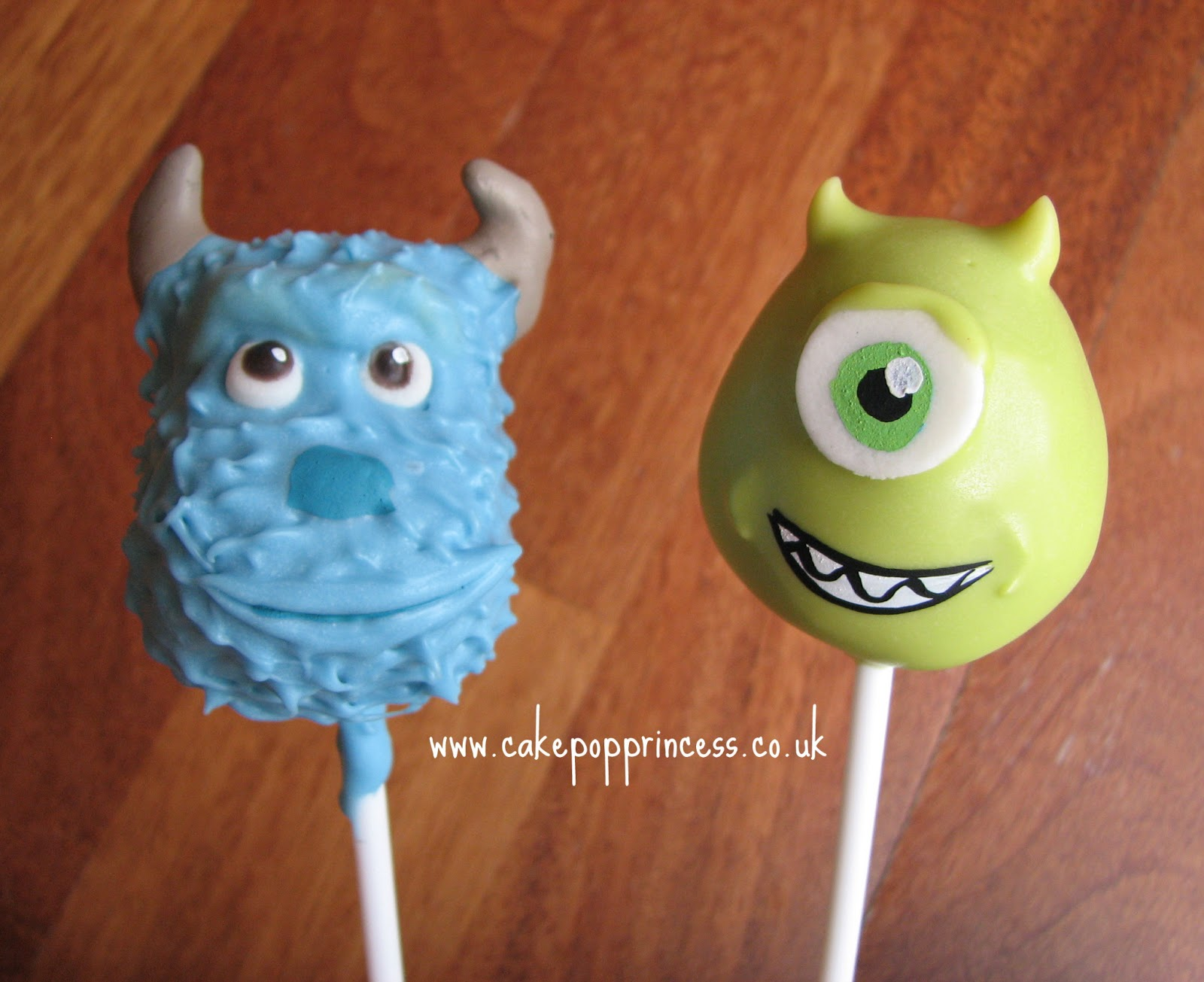 Cake Pop Princess Very late makes to share post 1