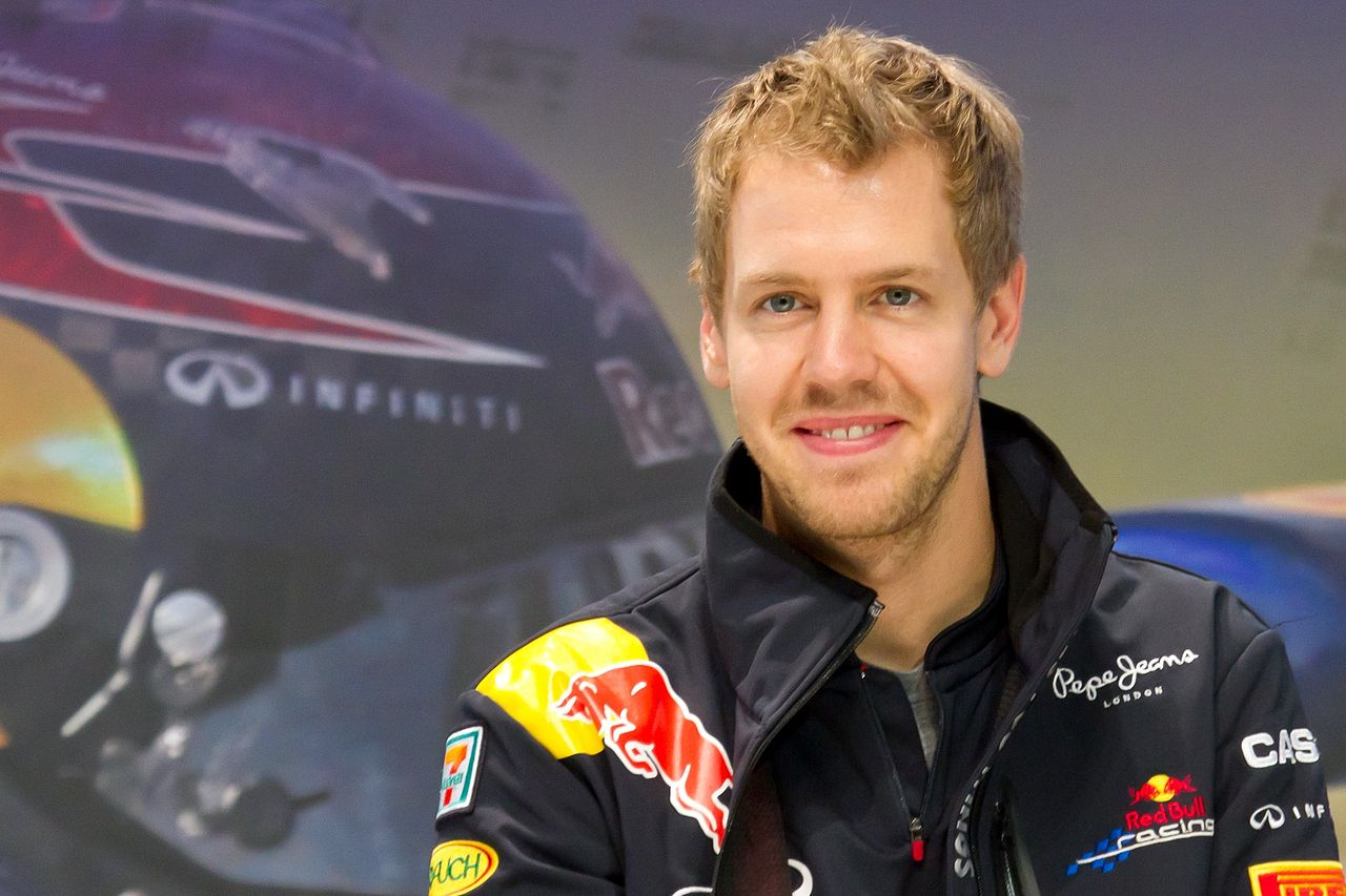 SebastianVettel - Sports Competition December 2013