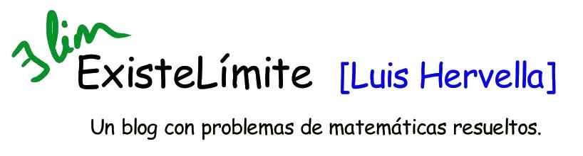 ExisteLímite      [Luis Hervella]