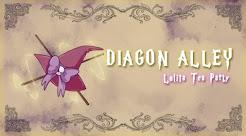 Diagon Alley Lolita Tea Party (Pazo de Lourizán - Pontevedra)