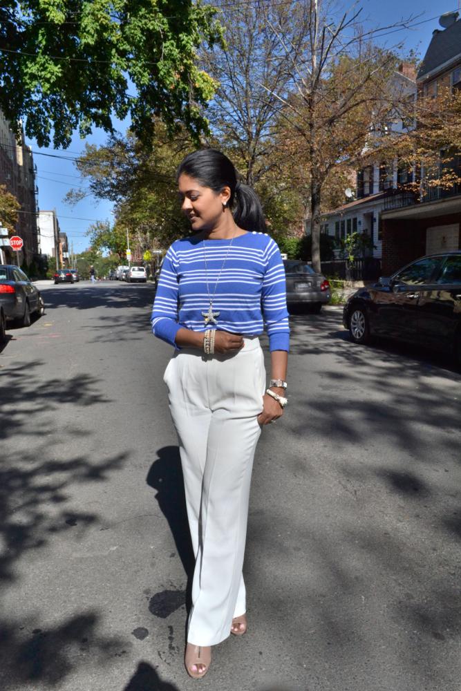 Astoria in Heels Zara wide leg pants
