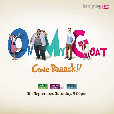 Telemovie Oh My Goat Come Baaack