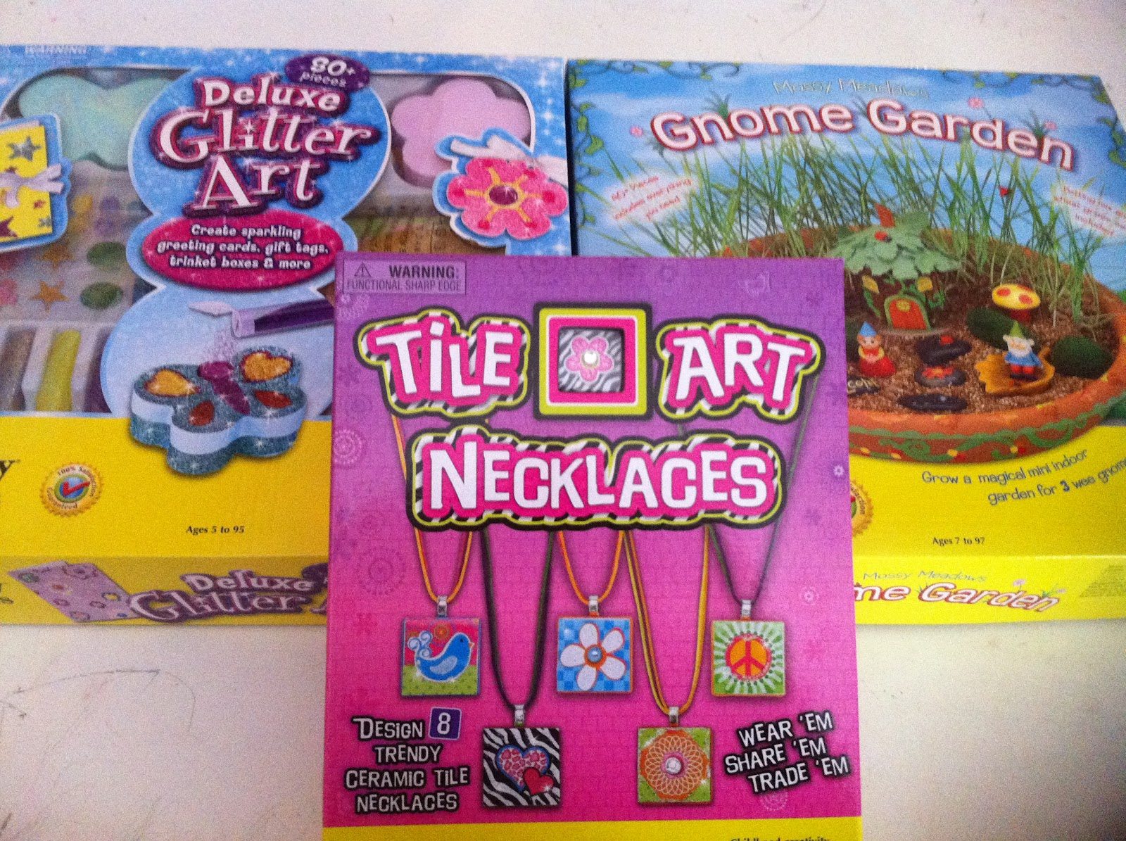 Creativity For Kids Craft Kits Review Giveaway