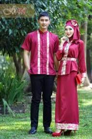 Baju Muslim Couple Terbaru